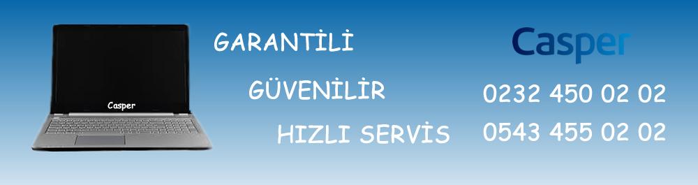 İzmir Casper Servisi 02324500202 – 05434550202-Banner