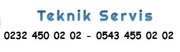 İzmir Casper Servisi 02324500202 – 05434550202
